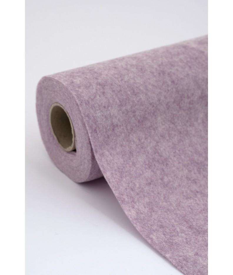Tuch filz stoff Melange Rolle