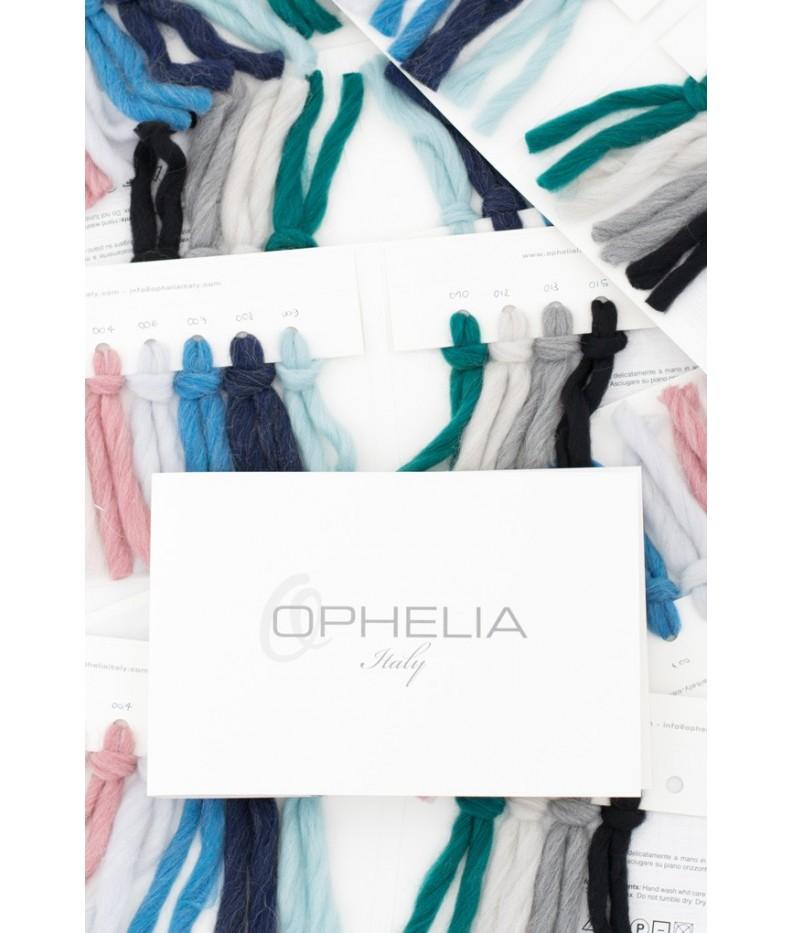 Color chart Suepr Wool