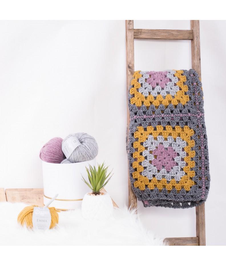 Teppich Pompon