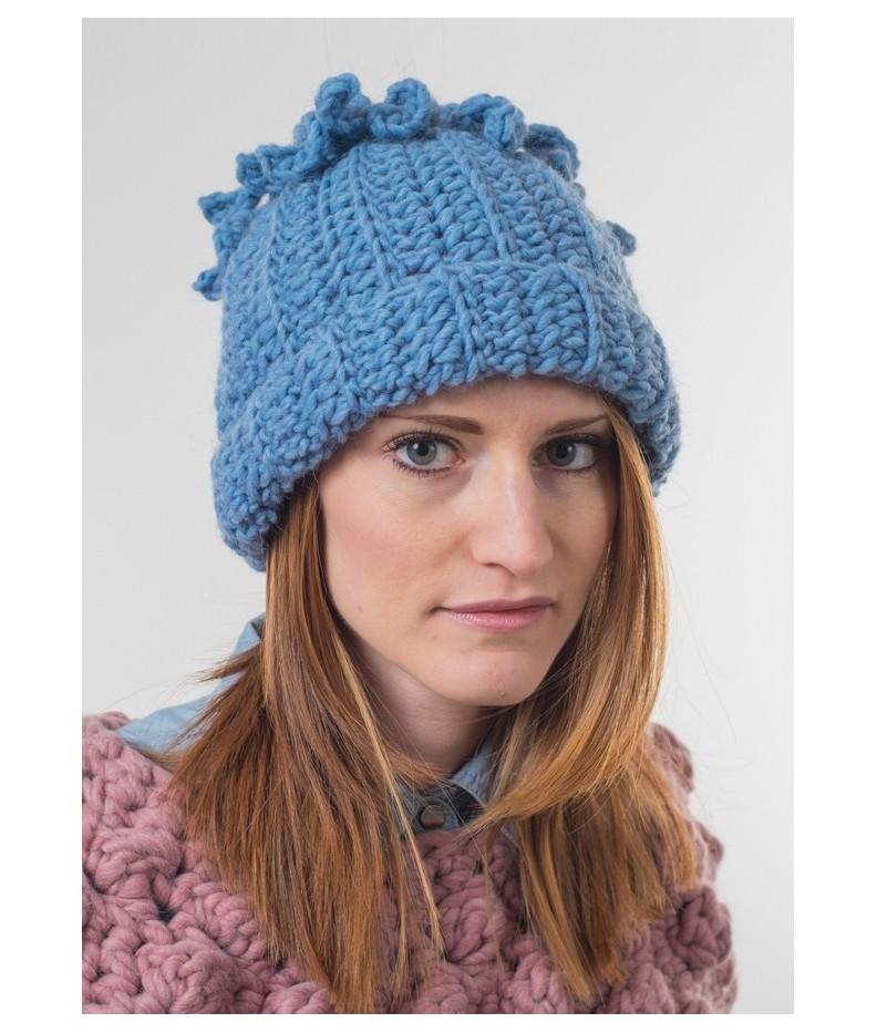 Kit cappello ricciolo Emma