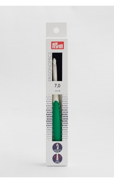 Uncinetto Prym Ergonomics 7 mm