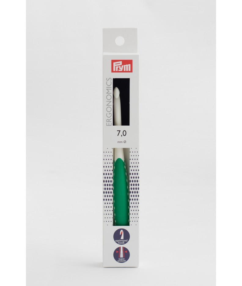Crochet Hook Prym Ergonomics US J/10