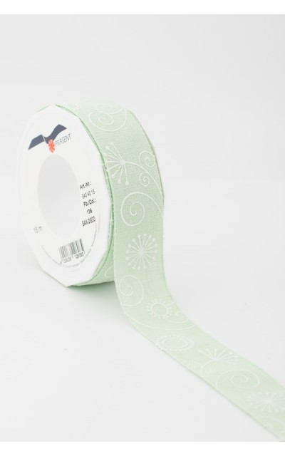Ribbon Fantasy light green 40mm