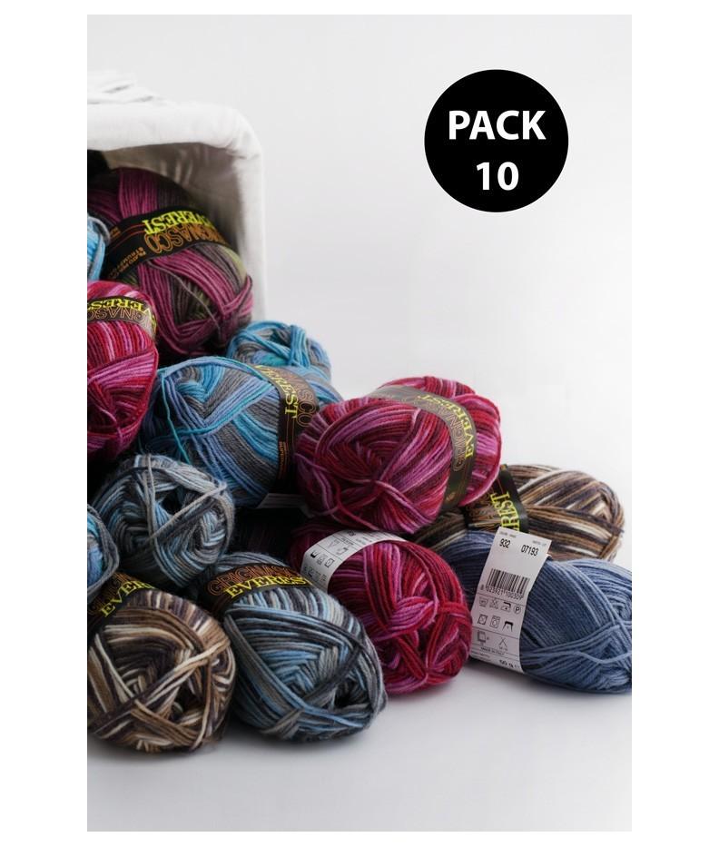 Everest Grignasco Knits - Pack 10