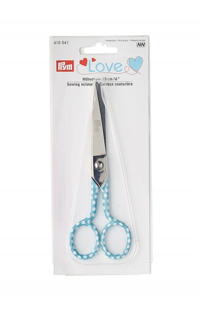 Sewing Scissors Pois decorated 15 cm - Prym