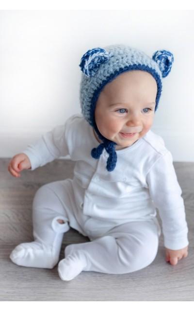 Baby Bonnet Corchet