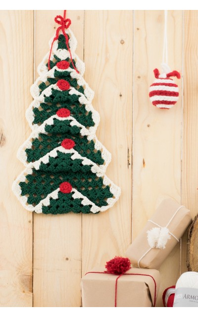 Alberino di Natale da Appendere