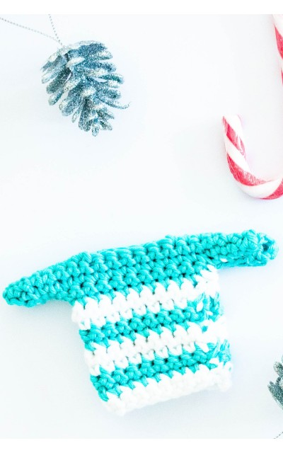 Sweater Christmas decoration