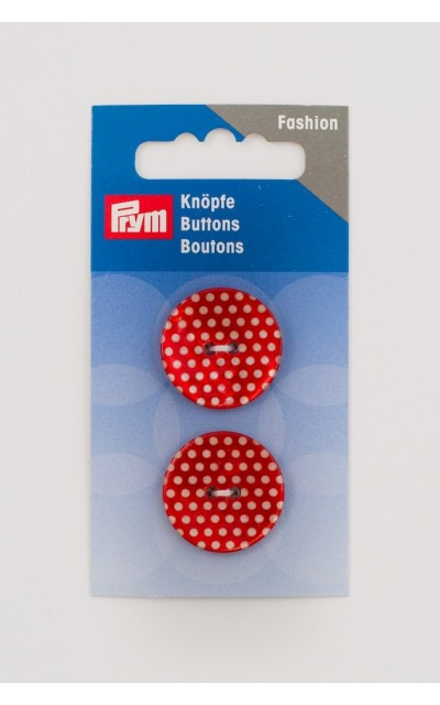 Button two holes 23mm Prym