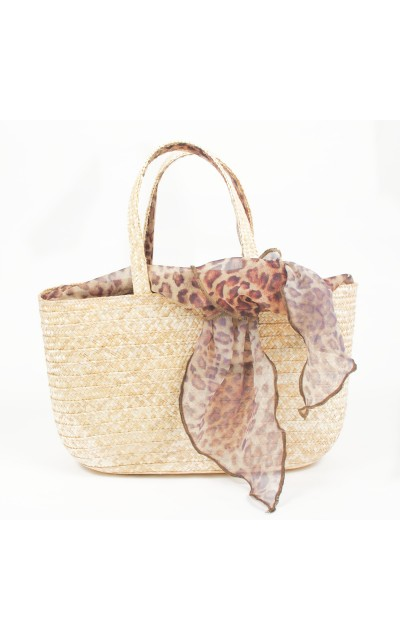 Straw bag Capri